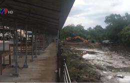 Sóc Trăng: Đối thoại bất thành với tiểu thương TTTM thị xã Vĩnh Châu