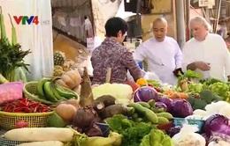 Trải nghiệm ẩm thực Việt cùng Vua đầu bếp Pháp