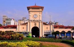 TP.HCM phá vòng xoay biểu tượng trước chợ Bến Thành để xây Metro