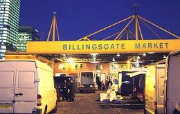 Billingsgate - Chợ hải sản lớn nhất thế giới vào thế kỷ 19