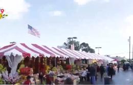 Chợ hoa Phước Lộc Thọ: Nét văn hóa của người Việt ở Mỹ