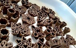 Chocolate in 3D - Thêm một lựa chọn cho lễ Phục sinh