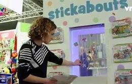 Đồ chơi giáo dục – Xu hướng mới tại hội chợ đồ chơi London (Anh)