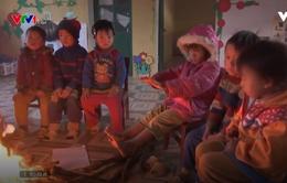 Lào Cai giữ ấm cho học sinh mùa rét