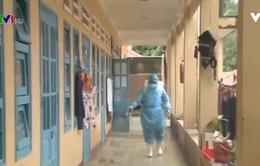 Xử lý ổ dịch bạch hầu tại Quảng Nam