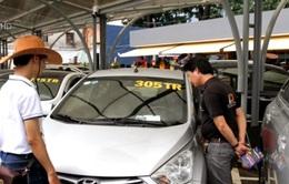 Chợ xe kiểu Mỹ xuất hiện tại Việt Nam