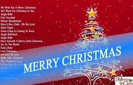 Các bài hát về Giáng sinh kiếm tiền tỷ USD như thế nào?