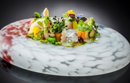 Độc đáo nghệ thuật kết hợp ẩm thực Pháp - Nhật Bản