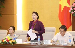 Chủ tịch Quốc hội gặp mặt Đoàn đại biểu người có công tỉnh Bến Tre