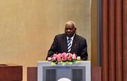 Chủ tịch Quốc hội Cuba: Sẽ không bao giờ quên vòng tay bạn bè của Việt Nam trong thời kỳ đặc biệt