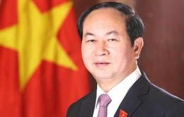 Chủ tịch nước Trần Đại Quang yêu cầu tăng cường an ninh mạng