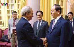 Chủ tịch nước: Khuyến khích doanh nghiệp Iran tiếp cận thị trường Việt Nam