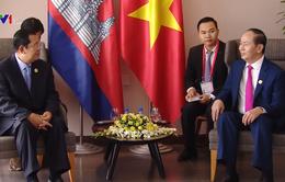 Việt Nam mong muốn tăng cường hơn nữa quan hệ hữu nghị, hợp tác với Campuchia