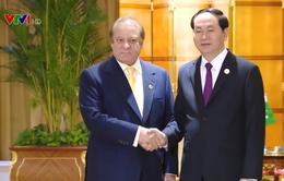 Việt Nam mong muốn đưa quan hệ với Pakistan lên tầm cao mới