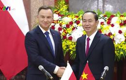 """""""Việt Nam luôn coi trọng củng cố và phát triển quan hệ với Ba Lan"""""""
