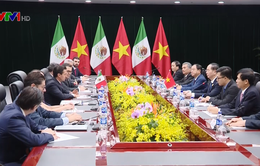 Mexico coi trọng phát triển quan hệ hợp tác toàn diện với Việt Nam