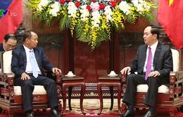 Việt Nam - Lào cần phối hợp đấu tranh hiệu quả với tội phạm ma túy
