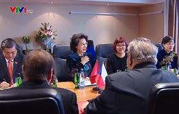 Chủ tịch Quốc hội đánh giá cao hoạt động của Hội Hữu nghị Czech - Việt