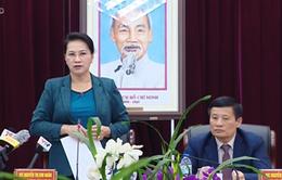 Chủ tịch Quốc hội đánh giá cao nỗ lực vượt khó của tỉnh Lai Châu