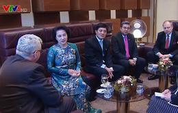 Chủ tịch Quốc hội Nguyễn Thị Kim Ngân thăm Cộng hòa Czech