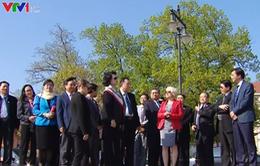 Chủ tịch Quốc hội thăm và làm việc tại thành phố Szentendre, Hungary