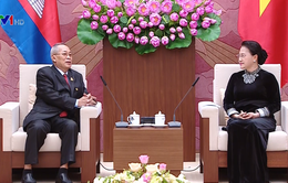 """""""Quốc hội Việt Nam luôn coi trọng tăng cường quan hệ với Campuchia"""""""