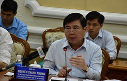 Chủ tịch TP.HCM phê bình các Sở, ngành báo cáo không đúng sự thật