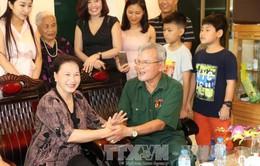 Chủ tịch Quốc hội tri ân người có công tỉnh Hải Dương