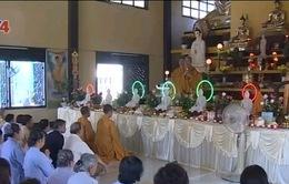 Chùa Bàng Long tại Lào tổ chức đại lễ cầu quốc thái dân an