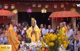 Cộng đồng người Việt tại Berlin dự Đại lễ Vu Lan tại chùa Phổ Đà