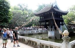 Hà Nội đẩy mạnh thu hút khách du lịch