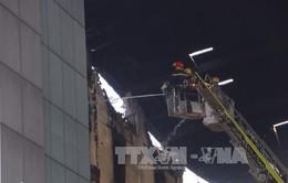 Vụ cháy tại Công ty Kwong Lung - Meko: Bắt đầu khám nghiệm hiện trường