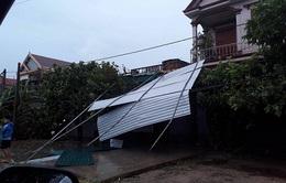 Nhiều địa phương bị ảnh hưởng bởi bão số 2
