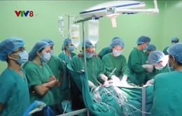 Bệnh viện ở Quảng Ngãi nhận chuyển giao kỹ thuật phẫu thuật sản phụ khoa