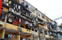 Hà Nội cải tạo 19 chung cư cũ trong năm 2017