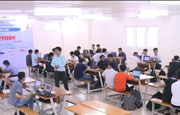 Chung kết cuộc thi lập trình sinh viên trong 48 giờ