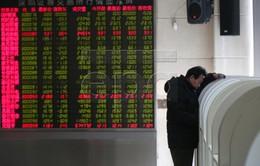 Thị trường chứng khoán châu Á tiếp tục giảm điểm