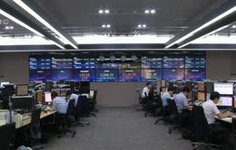 Thị trường chứng khoán châu Á sụt giảm do căng thẳng trên bán đảo Triều Tiên