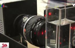 Camera siêu nhanh với tốc độ gấp 1.000 lần tia laser