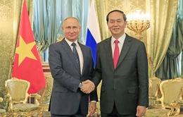 Dư âm chuyến thăm Nga, Belarus của Chủ tịch nước Trần Đại Quang trên báo chí