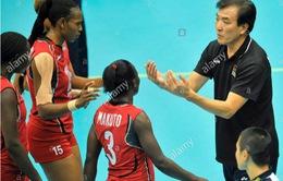 HLV Nhật Bản, Hidehiro Irisawa sẽ dẫn dắt ĐT bóng chuyền nữ Việt Nam