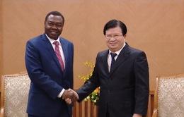Phó Thủ tướng Trịnh Đình Dũng đề nghị ICAO tăng cường hỗ trợ kỹ thuật bay cho Việt Nam