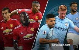 TRỰC TIẾP BÓNG ĐÁ Vòng 6 Ngoại hạng Anh: Man Utd, Man City đua top