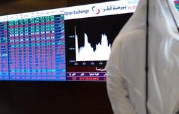 Chứng khoán Qatar sụt giảm mạnh