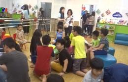 Ra mắt câu lạc bộ Làm bạn với sách cho trẻ em