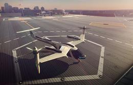 Uber hợp tác với NASA trong dự án taxi bay