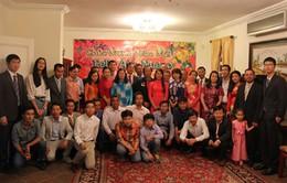 ĐSQ Việt Nam tại Venezuela tổ chức Tết cổ truyền dân tộc