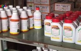 Thuốc bảo vệ thực vật chứa chất cấm bán tràn lan