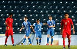 ĐT U23 Việt Nam cần cẩn trọng trước U23 Uzbekistan