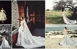Nguyễn Oanh Next Top Model đẹp tinh khôi trong trang phục cưới